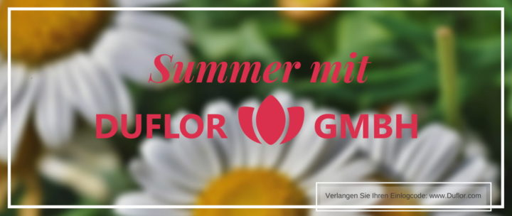 Duflor Sommer 2019 Deutsch